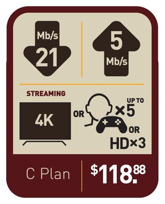 Voyageur Internet | Plan C