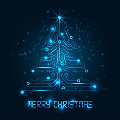 Merry Digital Christmas